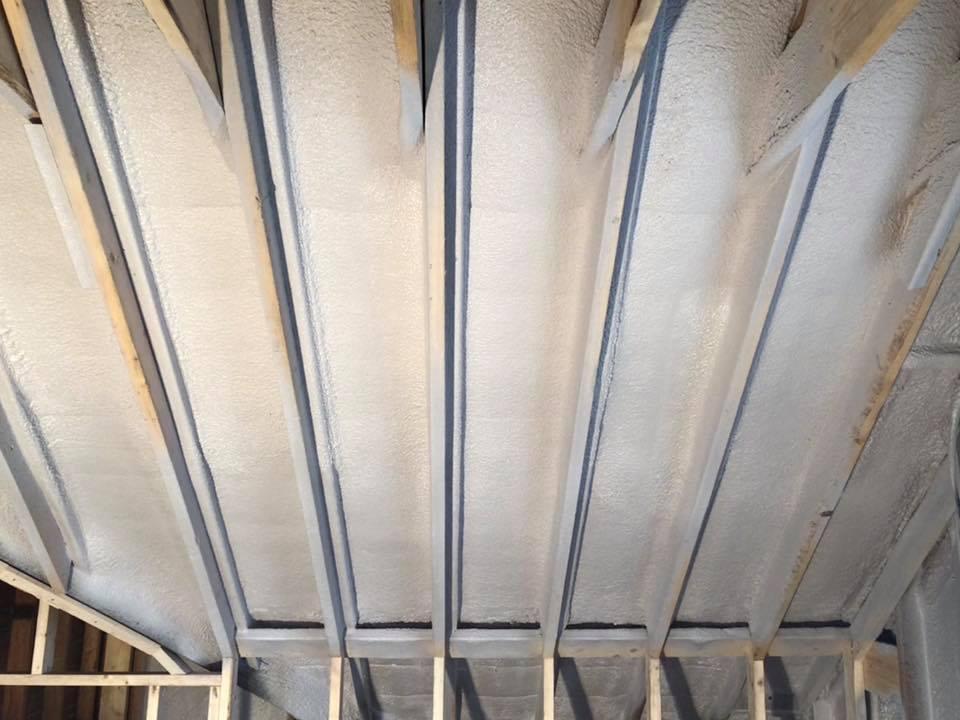 spray foam insulation Springfield