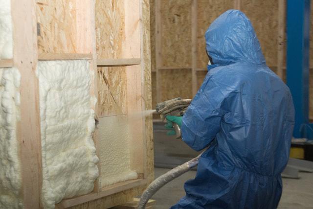 foam insulation Springfield