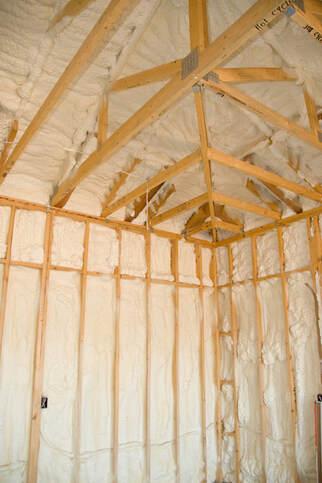 spray foam insulation r value Springfield