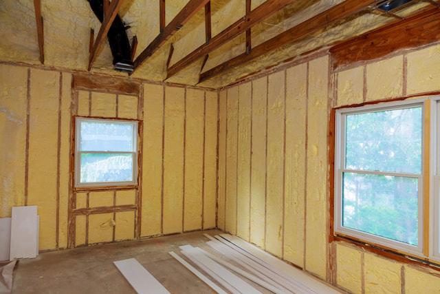 cost of spray foam insulation Springfield
