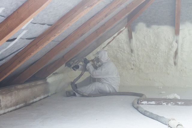 closed cell foam insulation Springfield