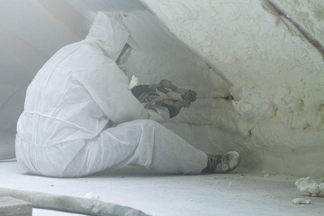 open cell foam insulation Springfield
