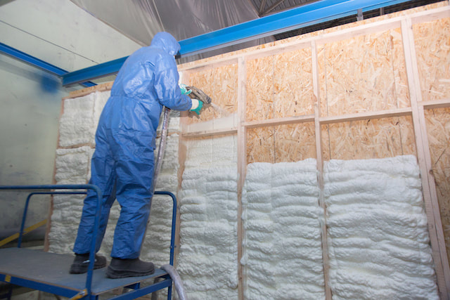 insulation contractor Springfield