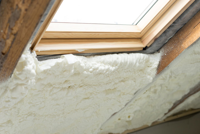 attic insulation Springfield