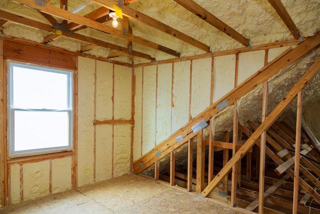 spray foam attic insulation Springfield