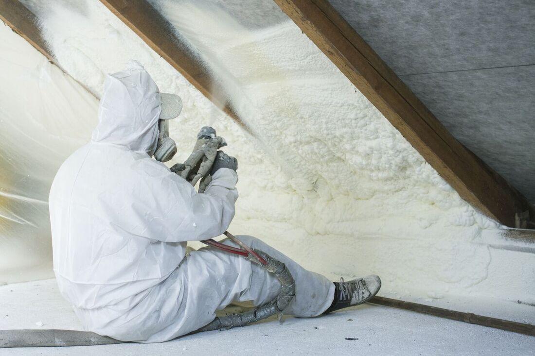 spray foam insulation contractors Springfield