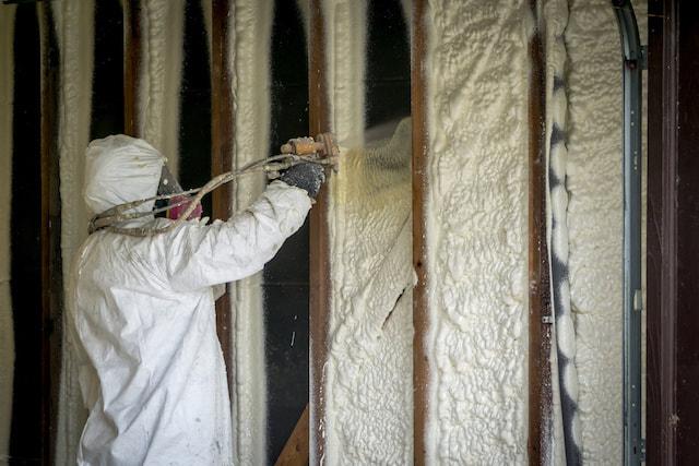 spray foam insulation reviews Springfield
